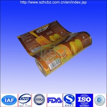 hot sale Dog food packaging bag film rolls with great price