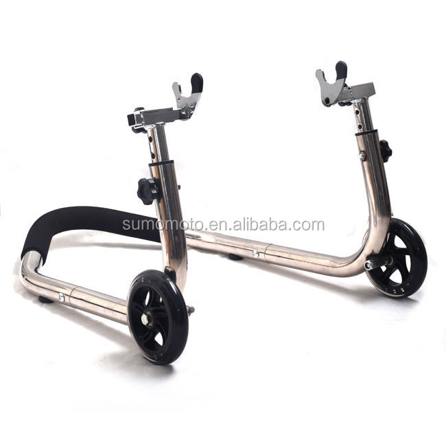 Stainless Steel Motorcycle stand