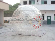 China manufacturer cheap inflatable land zorbing ball for sale