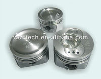 Aluminum Engine Piston Casting