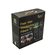 2.5-50g 2017 Private Label 100% Natura lFCCT FUl Hair Building Fibers Oil