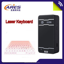 Cheap Mini Infrared Laser Keyboard With Mouse/Speaker For Android Phone/Tablet PC/Laptop