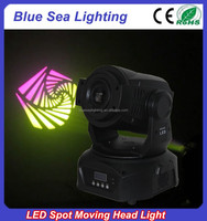 Pro 90w glass custom spot stage light outdoor led gobo projector
