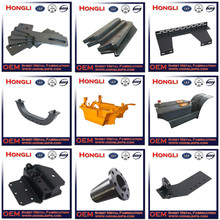Metal parts/compontent for truck and trailer equipment
