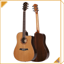 wood craft acoustic guitar Chitarra 41 inch hot sale acoustic guitar