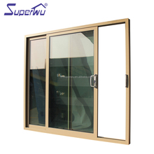 Laminated glass automatic sliding doors low price