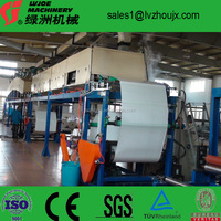 Automatic 500-1600mm High Quality Silicone Oil Paper Coating Machine/Release Paper Production Line