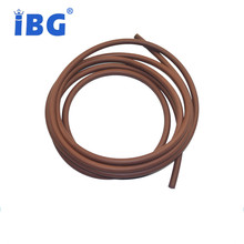 OEM Cheap custom molding conductive silicone rubber cord 5mm