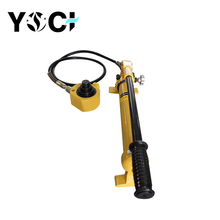 RMC type Multistage long stroke telescopic hydraulic cylinder