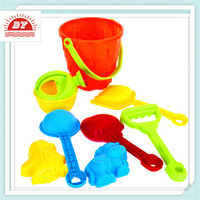 ICTI toy factory 2014 wholesale beach sand toy creative kids play set