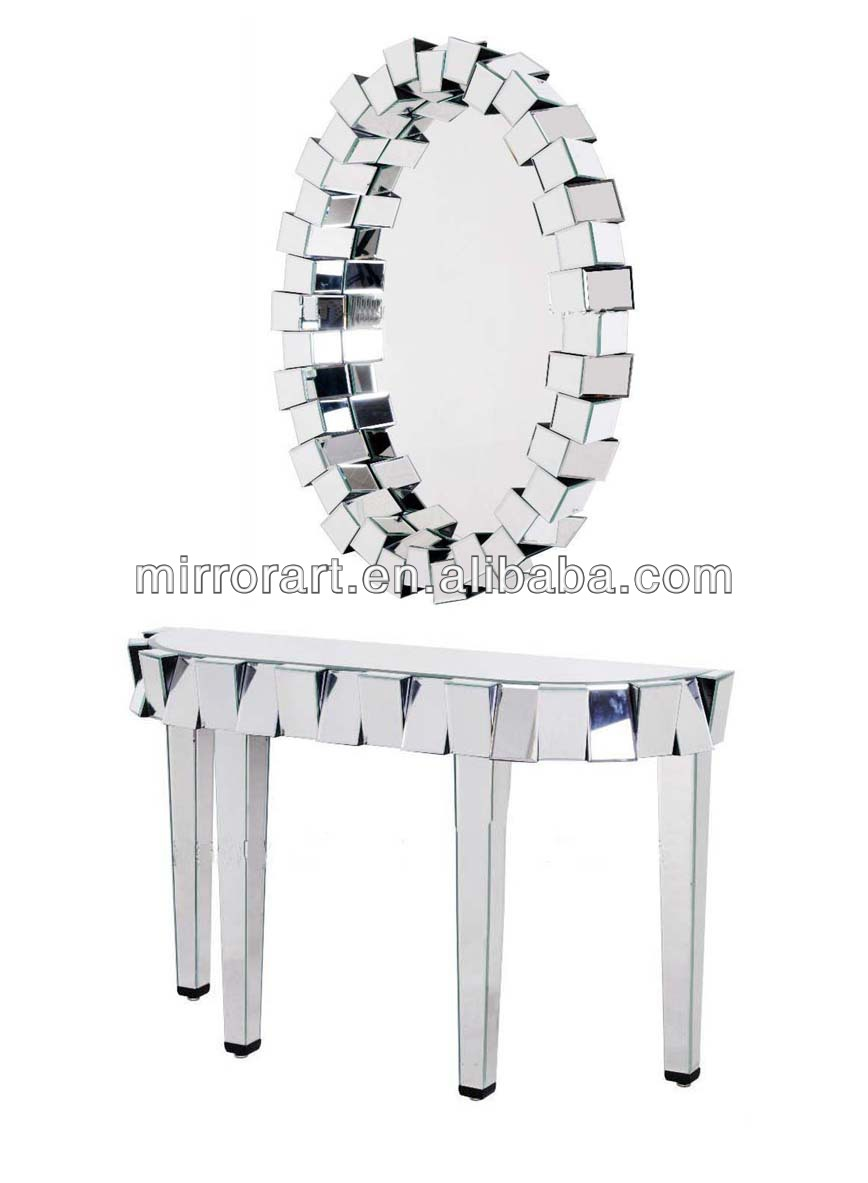 modern d mirrored console table with mirror  buy console table  - modern d mirrored console table with mirror  buy console table and mirrordmirrored console setmodern console table and mirror product on alibabacom