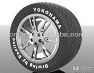 YOKOHAMA brand car tires 225/45R17