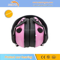Bulk Industrial Safety Electronic Ear Muffler in Ear