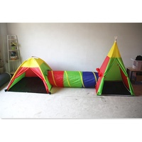 kids play tent kid tent tunnel portable children play house pop up tunnel