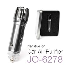 Mini Portable 12V Air Purifier Ionizer Air Conditioner for Cars