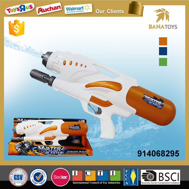 Summer play air soft water bullet gun toy