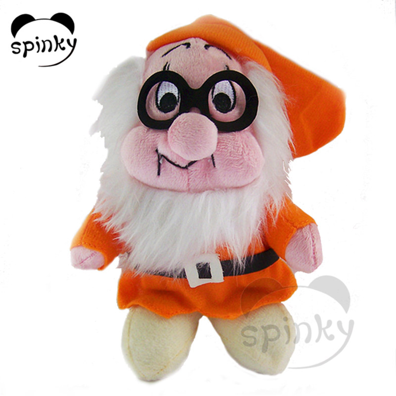 Christmas Decorated Gifts Plush Santa Claus Stuffed Toys