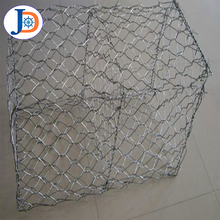 3.2mm Hot dipped galvanized wire gabions price in philippines