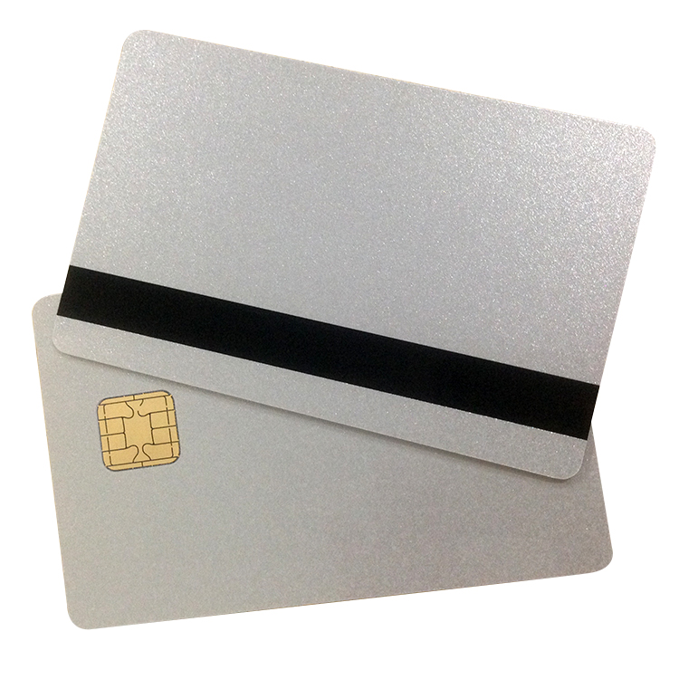 Wholesale J2A040 JAVA Card Prepaid Card with Magnetic Stripe can be Initialized ATR
