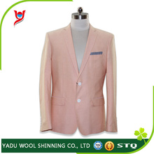 OEM High Quality pakistan latest fashion suits, men's business striped suit, latest blazer style suit