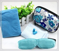 Hot sales airline business class sleeping luxury nice design travel kit