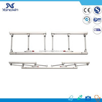 YXS-008 Best price hospital medical bed collapsible bed side rail