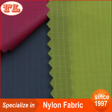 100% nylon 66 ripstop fabric with pu or pvc coating
