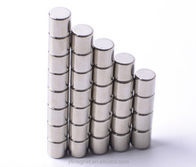 Diametrically magnetized cylinder magnets upgraded Super strong N52 huge magnet