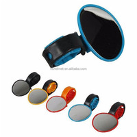 Bike Bicycle Rearview Tool Mirror 360 Rotate Cycling Handlebar ABS Rear View