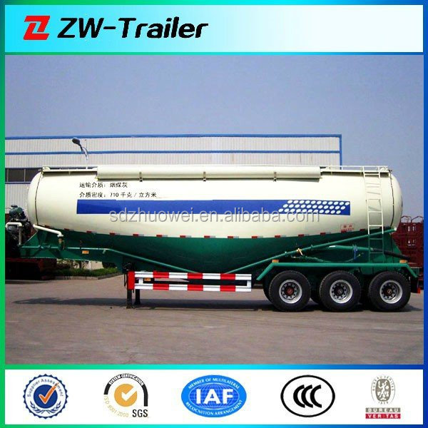 3 axles bulk cement tankers for sale