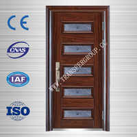 French steel security front door for house design