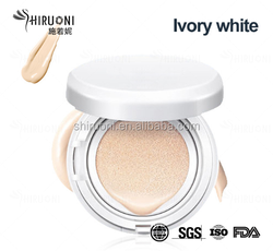 2018 Whitening make-up air cushion CC cream cosmetics private label BB Cream isolation nude Concealer oil control moisturizing