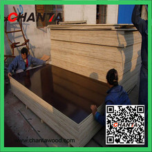 linyi 18mm finger joint brown and black film faced plywood