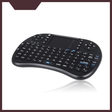 I8 2.4G Mini Wireless keyboard With Built-in lithium-ion battery air mouse pro