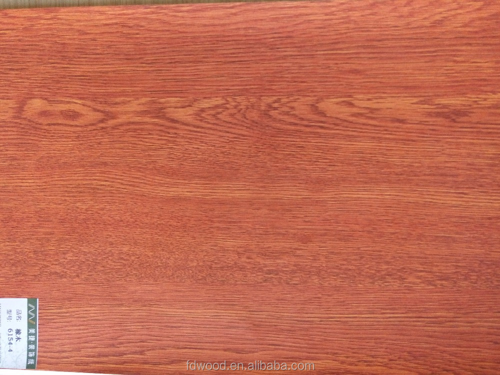 South African Oak Melamine Paper