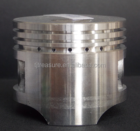 Motorcycle spare parts and accessories motorcycle piston set for FB100