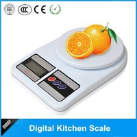 pro chef 5kg 1g electronic kitchen scale