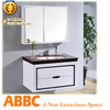 simple bathroom vanity made in china model no.A-300