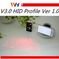 Mini android ios virtual laser keyboard bluetooth for smartphone iphone ipad computer laser keyboard