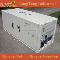 20 Foot Reefer Fish Transport Container