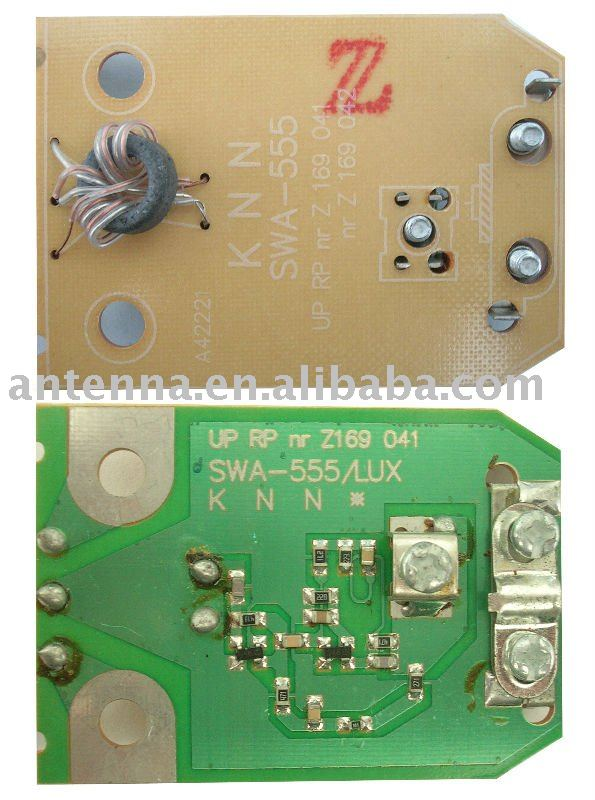 TV amplifier circuit board SWA-555
