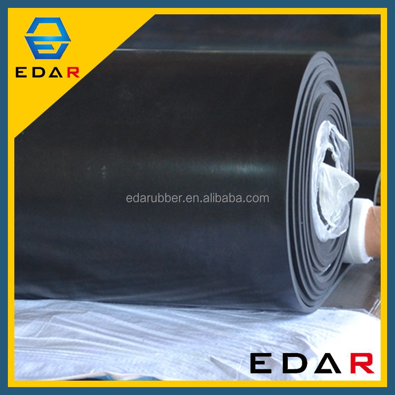 fabric Anti-slip Abrasion Resistance Rubber for shoe soles