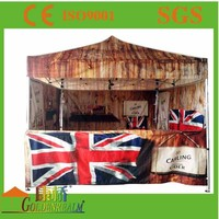 instant exhibition tent ,market stall,custom printing 3x3 aluminum canopy tent