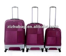 2012 fashion 4 wheels vintage suitcases