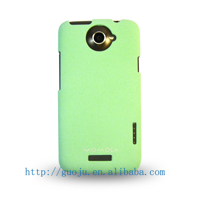 Colorful painting mobile case for HTC one x