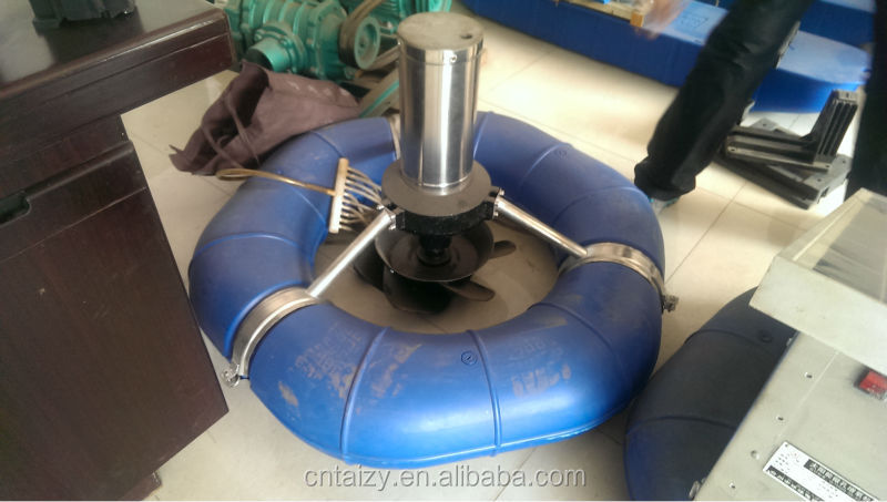 aerator for fish pond aquacultural equipment pond aerator solar powered
