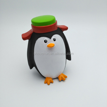 2017 NEW DESIGN PENGUIN VINYL PET TOYS FOR CHRISTMAS