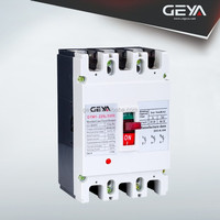GEYA NEW DESIGN CM1 3VL moulded case circuit breaker, 630 amp circuit breaker