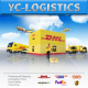 Cheap air freight forwarder from China to USA shipping company gold supplier
