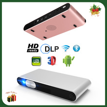 Latest Home Theater Android Beam Portable Mobile Phone Led Pocket Hid Mini Projector